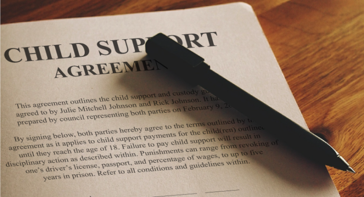 Child-Support-Agreement